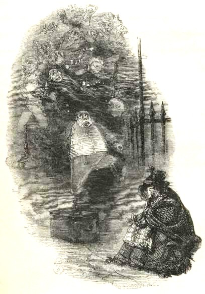 Illustration of Ghosts of Departed Usurers
